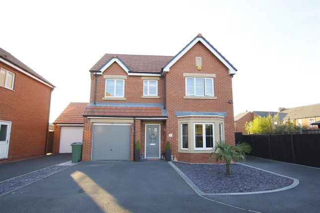 Thumbnail Detached house for sale in Manor House Court, Chesterfield