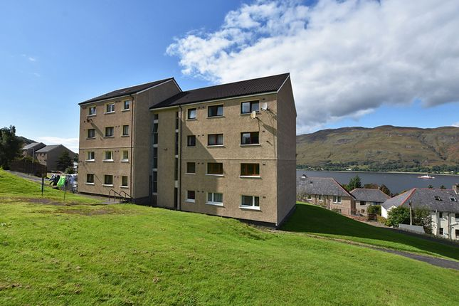 Thumbnail Flat for sale in Connochie Road, Fort William