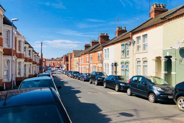 Street View of Derby Road, Northampton NN1