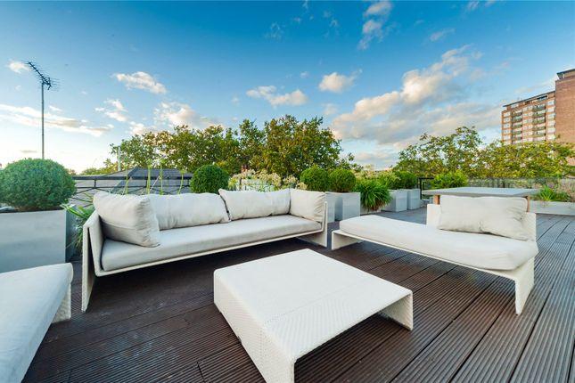 Thumbnail Flat to rent in Europa House, 79A, Randolph Avenue, Maida Vale