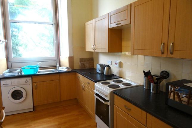 Thumbnail Flat to rent in Dalkeith Road, Newington, Edinburgh