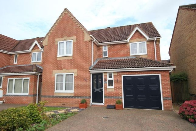 Thumbnail Detached house for sale in Lumley Close, Ely