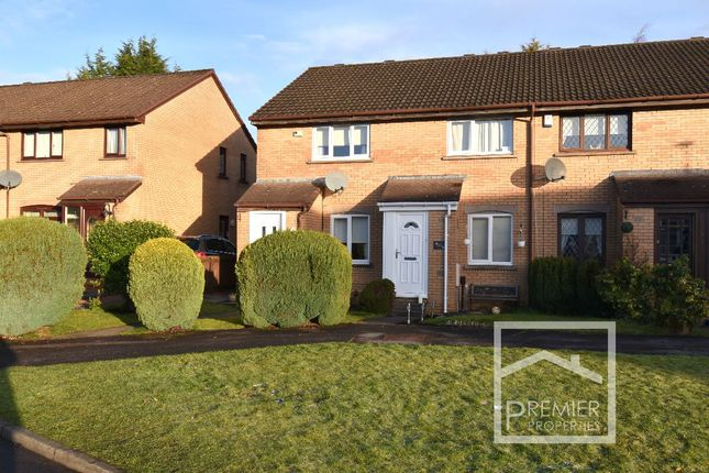 2 bed end terrace house for sale in Croft Wynd, Uddingston, Glasgow G71
