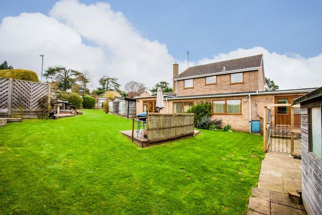 Thumbnail Detached house for sale in Westminster Croft, Brackley