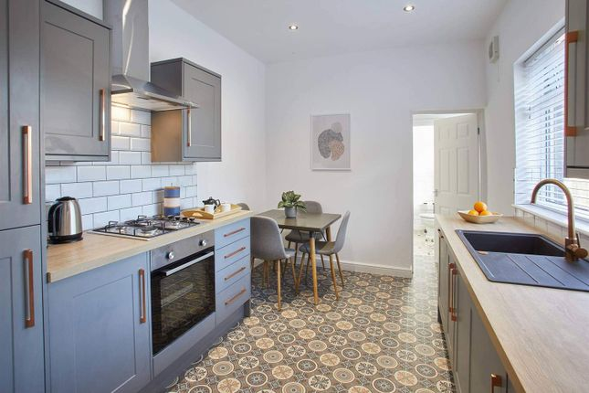Thumbnail Flat to rent in Ruby Street, Saltburn-By-The-Sea