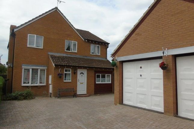 Thumbnail Detached house for sale in Coopers Way, Newent