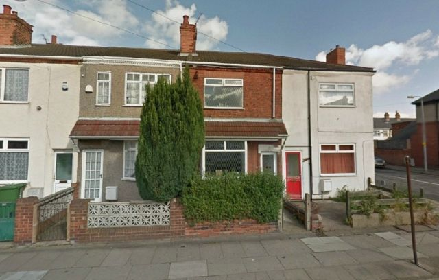 Thumbnail Terraced house to rent in Pyewipe, Gilbey Road, Grimsby