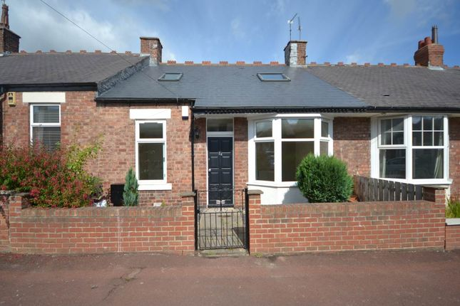 Thumbnail Terraced house to rent in Oakfield Terrace, Gosforth, Newcastle Upon Tyne