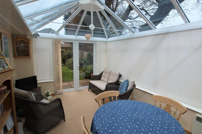 Conservatory of Spurway Park, Polegate BN26