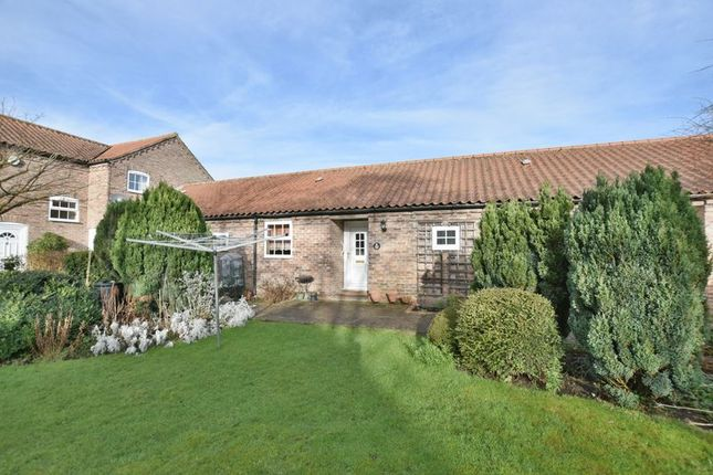 Thumbnail Bungalow for sale in Smithy Yard, Wragby, Lincoln