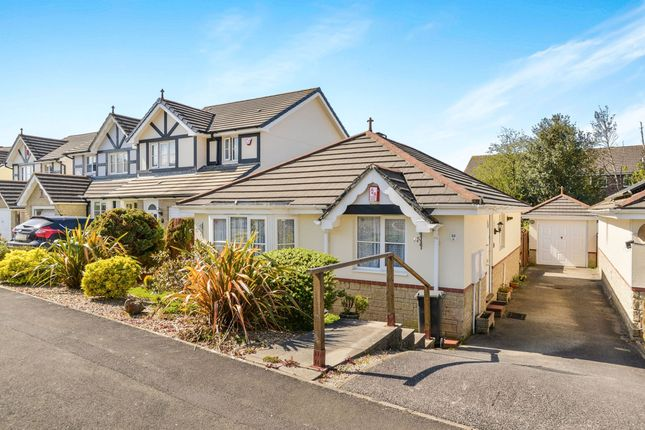 Thumbnail Detached bungalow for sale in Woodfield Crescent, Ivybridge