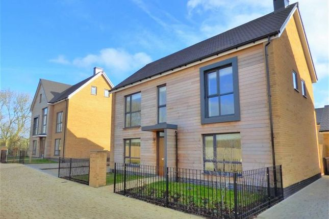 Thumbnail Detached house for sale in Leedham Road, Locking, Weston-Super-Mare