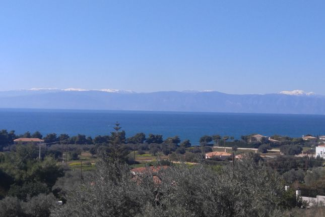 Plot 4, 000 Sqm In Ververonda, Porto Heli, Greece