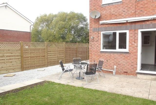 Thumbnail Semi-detached house to rent in Beverley Parklands, Beverley, East Yorkshire