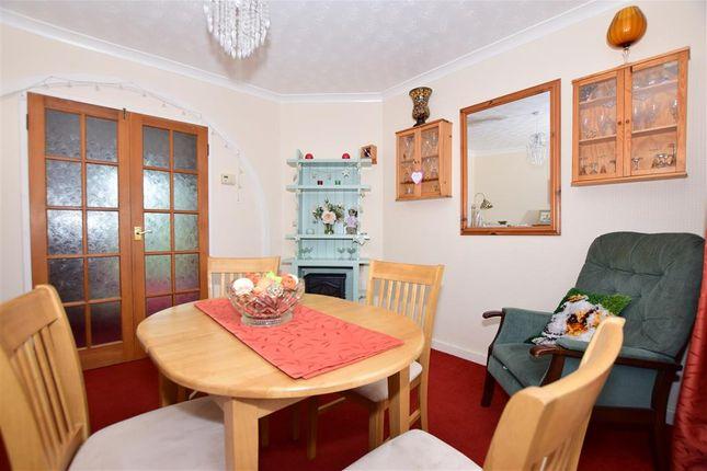 Thumbnail Terraced house for sale in Dawson Road, Folkestone, Kent