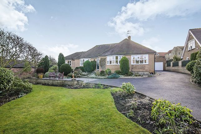 Thumbnail Bungalow for sale in Windermere Main Street, Badsworth, Pontefract