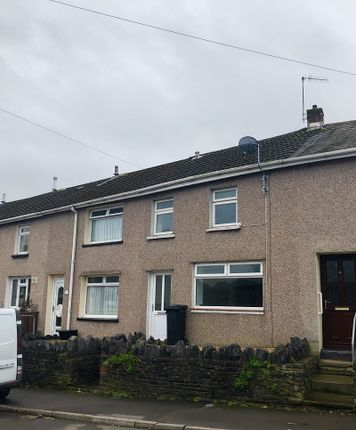 Thumbnail Terraced house to rent in Llantwit Road, Neath, Neath Port Talbot.