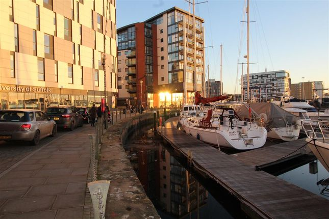 Thumbnail Flat to rent in Coprolite Street, Ipswich