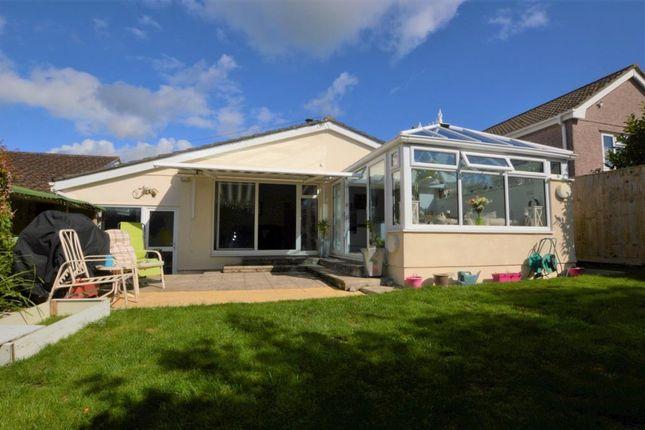 Thumbnail Detached bungalow for sale in Lower Farm Road, Plymouth, Devon