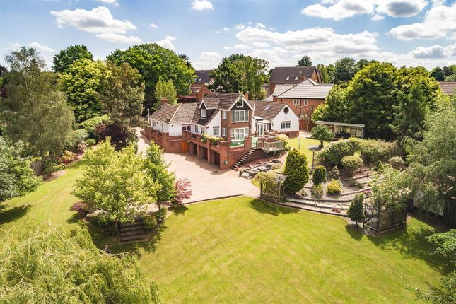 5 bed detached house for sale in The Willows, Old Hall Avenue, Littleover DE23