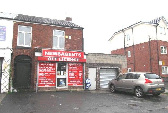 Thumbnail Retail premises for sale in Manchester, Gtr Manchester