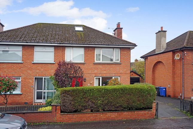 Thumbnail Semi-detached house for sale in Sharman Road, Belfast