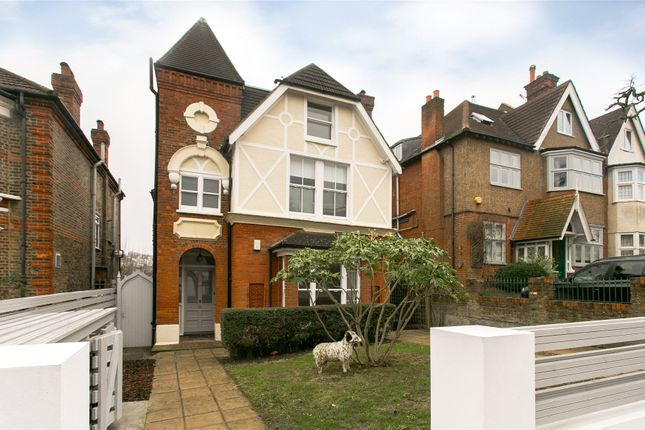 Thumbnail Detached house for sale in Overhill Road, London