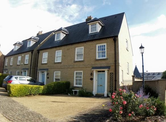 Thumbnail Semi-detached house for sale in Ely, Cambridgeshire