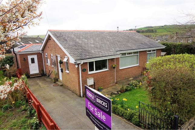 Thumbnail Detached bungalow for sale in Blakestones Road, Slaithwaite
