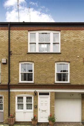 Exterior of Wellington Close, London W11