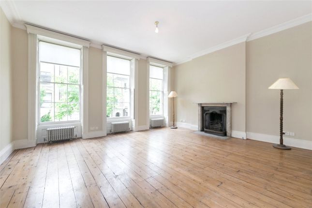 Thumbnail Terraced house to rent in Doughty Street, Bloomsbury, Covent Garden, London