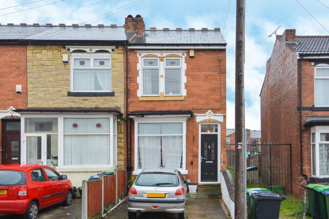 Thumbnail End terrace house for sale in Beakes Road, Bearwood