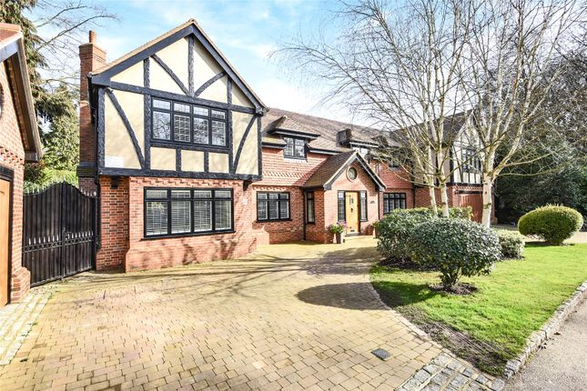 Thumbnail Detached house for sale in Forest Drive, Keston Park