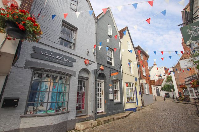 Thumbnail Cottage for sale in Quay Street, Lymington