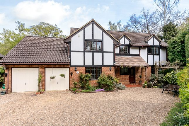 Detached house to rent in Beech Close, Cobham, Surrey