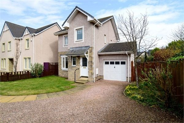 Thumbnail Detached house for sale in Macnab Avenue, Montrose, Angus