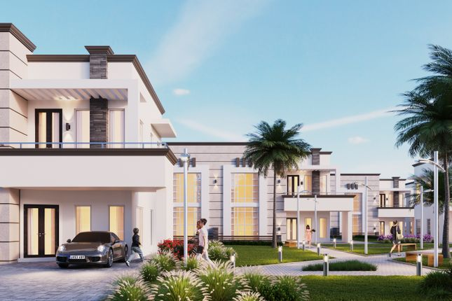 Villa for sale in Trivelles Lake Boulevard, Capital Smart City Islamabad, Pakistan