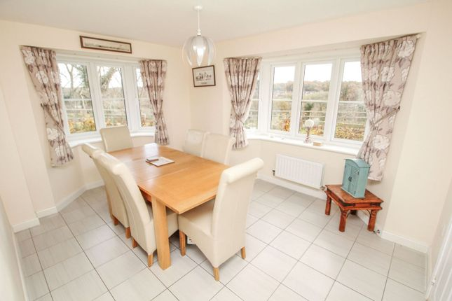 Dining Room of Falling Sands Close, Stour Valley Kidderminster DY11