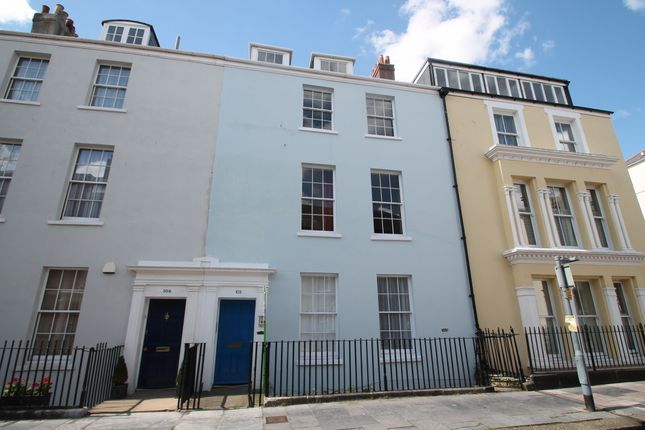 Thumbnail Maisonette for sale in Durnford Street, Stonehouse, Plymouth