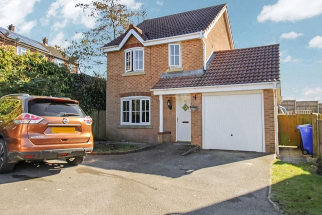 Thumbnail Detached house for sale in Cravenwood, Ashton-Under-Lyne