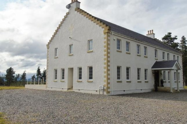 Thumbnail Flat to rent in Farr, Inverness