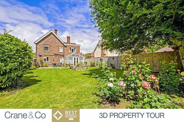 Thumbnail Detached house for sale in Lower Horsebridge, Hailsham