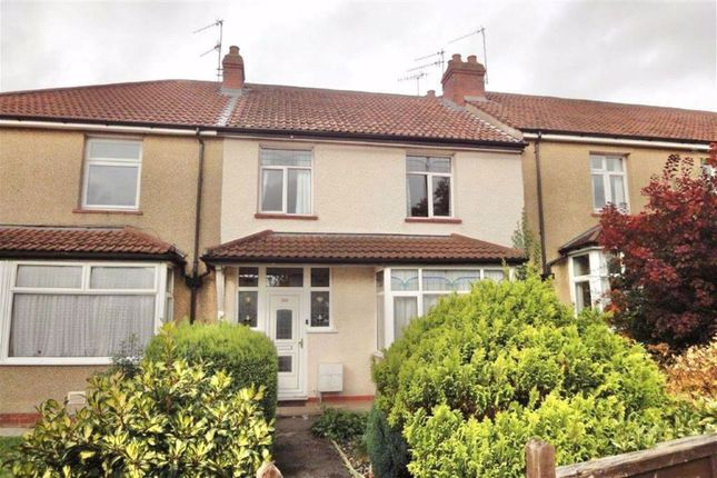Thumbnail Terraced house to rent in Southmead Road, Westbury On Trym, Bristol