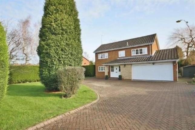 Thumbnail Detached house for sale in Eastern Way, Darras, Ponteland, Tyne & Wear
