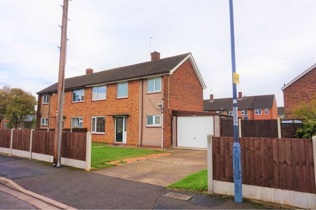 Thumbnail Semi-detached house for sale in Wadebridge Grove, Derby