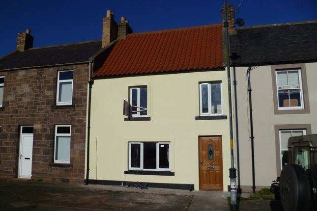 2 bed terraced house for sale in Crossview, Norham