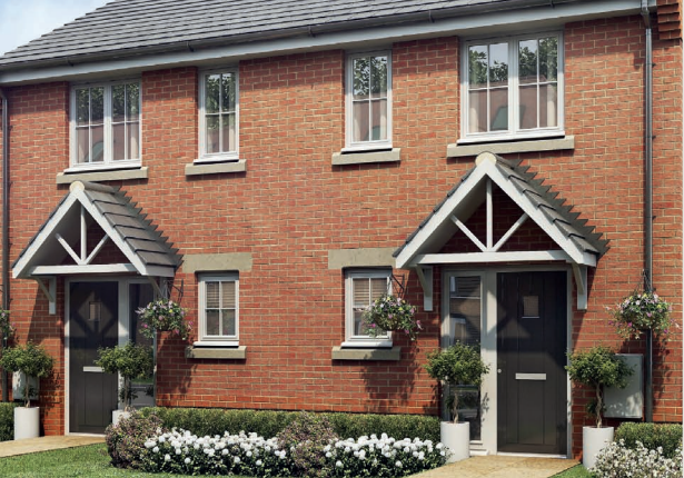 2 bed mews house for sale in The Beechcroft, Flat Lane, Kelsall, Cheshire