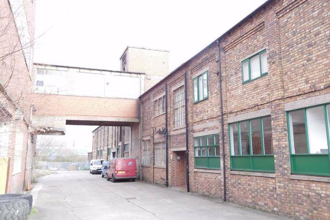 Thumbnail Light industrial to let in Garner Street, Stoke-On-Trent, Staffordshire