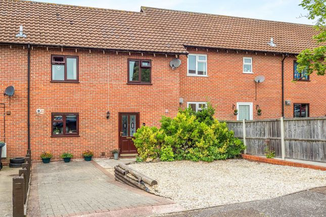 Thumbnail Terraced house for sale in Thorn Road, Fakenham