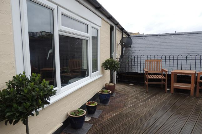 Thumbnail Flat for sale in River Street, Mevagissey, St. Austell